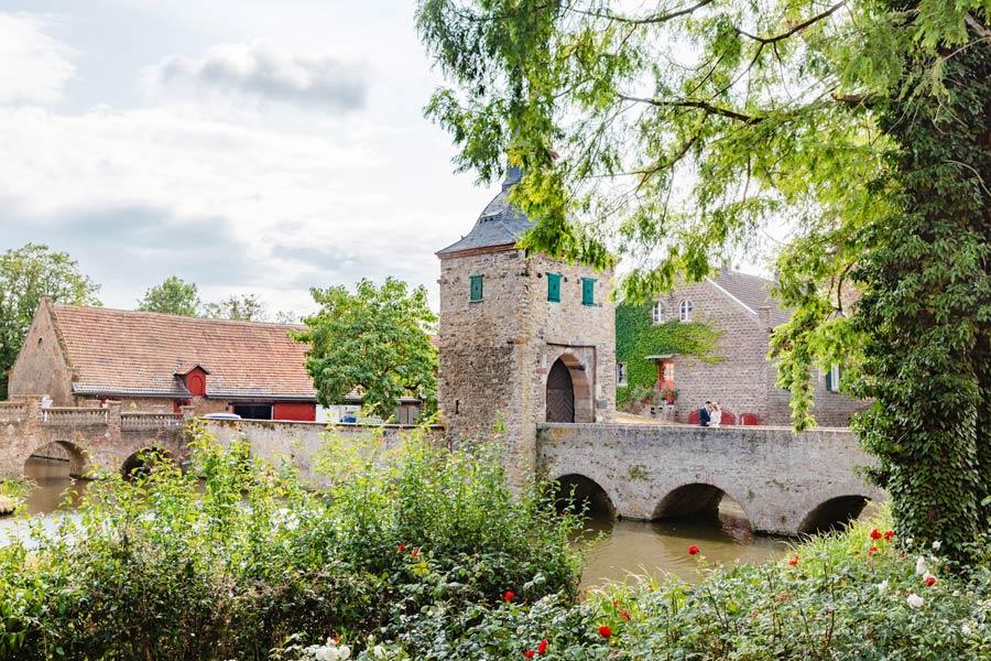 Hochzeit Burg Morenhoven Swisstal