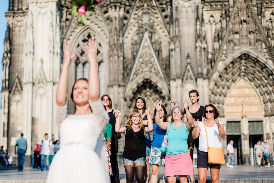 Hochzeitsreportage Köln Standesamt