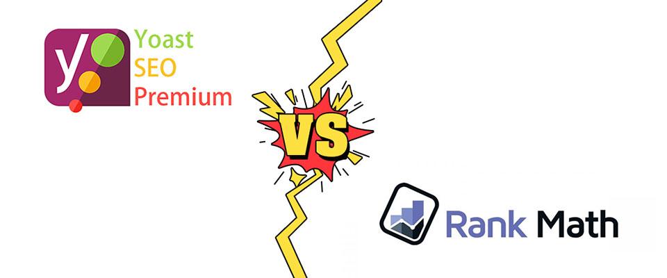 SEO für Fotografen - Yoast SEO vs Rank Math WordPress-Plugin