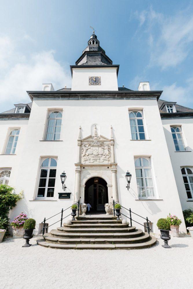 Herrenhaus Schloss Gartrop Hochzeitslocation Hünxe NRW