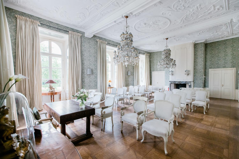 Standesamtliche Trauung Spiegelsaal Schloss Gartrop Hünxe