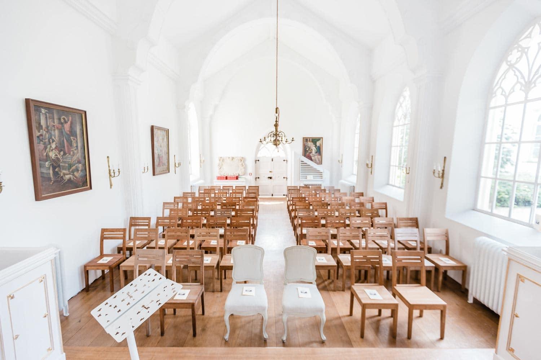 Schlosskapelle Schloss Gartrop