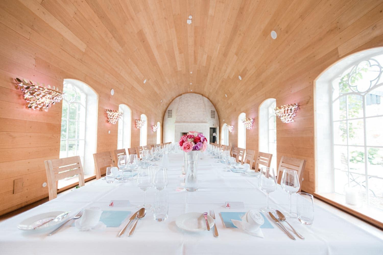 Schloss Gartrop Orangerie Hochzeitslocation NRW
