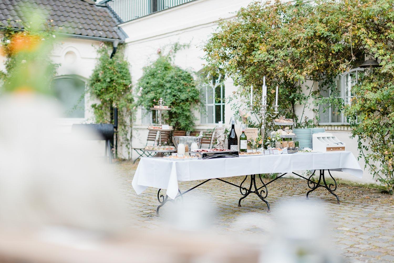 Menü Speisekarte Catering Schloss Hotel Gartrop