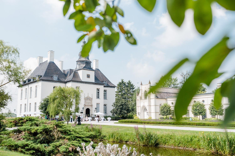 Schloss Gartrop Hochzeitslocation Hünxe NRW