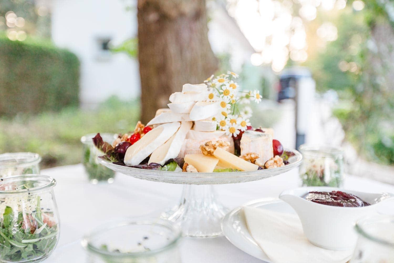 Café Wildau Hochzeit Buffet