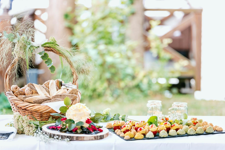Café Wildau Hochzeit Speisekarte