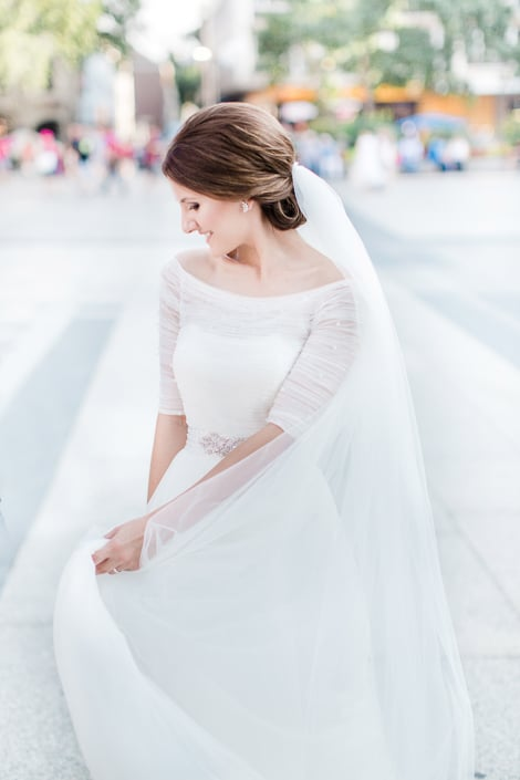 Hochzeitsbilder Braut